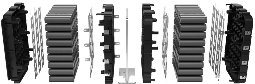 Batería Extraible Sunra Robo S 125E