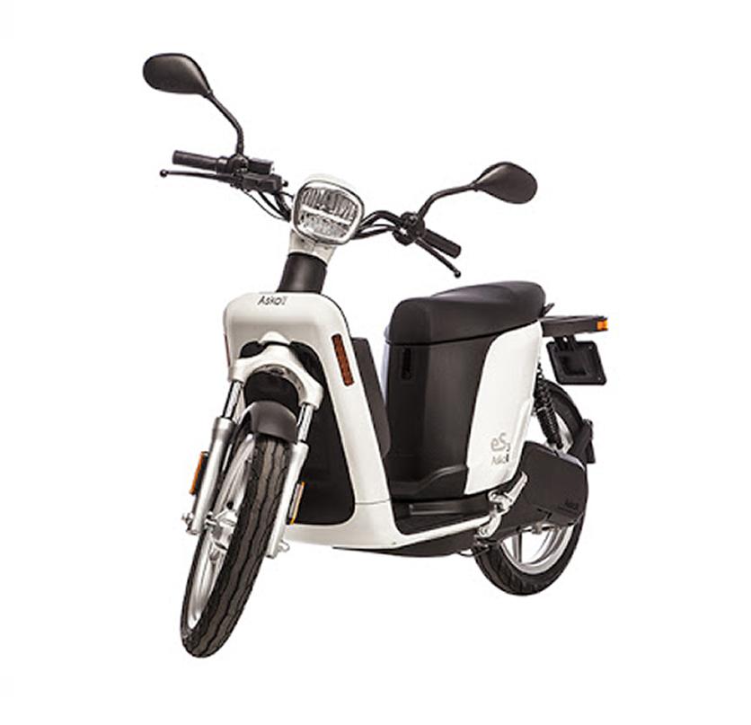 Askoll eS3  (Moto eléctrica 125 - L3e)