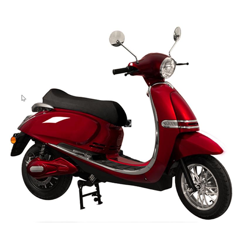 EFUN PUSA 90 5000W  (Moto eléctrica 125 - L3e)