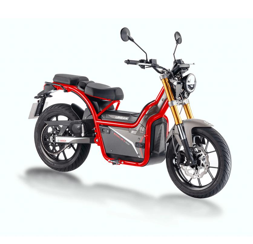 RIEJU NUUK Urban 8,5 kW (125 - L3e)